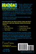 Back Cover of Brainiac