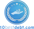 Top Debt Settlement Firms Identified by 10 Best Debt
