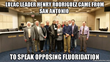 Sheffie Kadane Champions Halting Fluoridation in Dallas