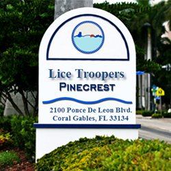 Lice Troopers offers lice treatment and lice removal for families in Pinecrest