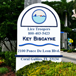 Key Biscayne Lice Removal Services offered by Lice Troopers