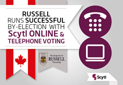 Russell Runs Successful Elections with Scytl Online Voting