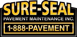 Sure-Seal Pavement Maintenance Inc