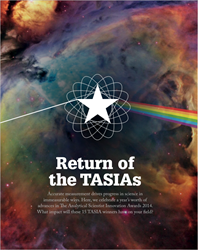 The Analytical Scientist Innovation Awards (TASIA)