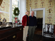 Carol Marks Bowman and her husband Dr.Chris Stevenson at Aberdeen