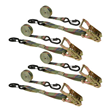 image of camo tree strand ratchet straps from US Cargo Control