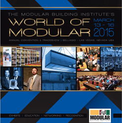 World of Modular is an open forum for anyone interested in the modular construction industry, with high-profile speakers, top-notch educational sessions, exhibits, the latest trends in modular, entertainment, networking, and more!