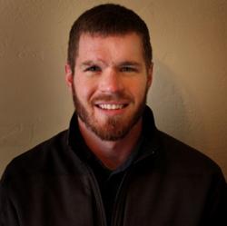 Chase Christensen, former resident and Back2Basics residential supervisor