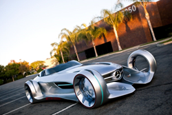 CrowdedReality.com -The Fab Lab star Louie Dietz designed this amazing Mercedes