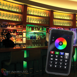 LEDWizard Smartphone and Tablet LED Controller