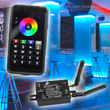 LEDWizard Smartphone and Tablet LED Controller and Router