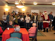 Best Drug Rehabilitation Staff & Clients Spread Holiday Cheer by Singing Carols at Local Nursing Home