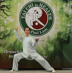 Tai Chi Institute founder Dr. Paul Lam