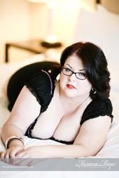 Curvy Girl Lingerie Founder Chrystal Bougon