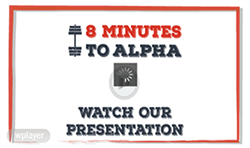 8 Minutes To Alpha Review