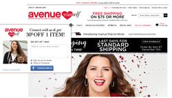 ShopSocially Referral Marketing Program on Avenue® Website