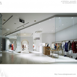 note et silence. mint Kobe Retail by Shin Takahashi