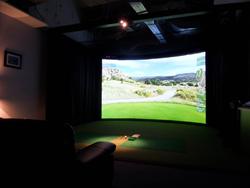 Performance Golf HD Golf Indoor Simulator