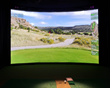 Performance Golf UAE features HD Golf Virtual Simulator
