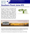 Southern Floral Company joins International Floral Distributors.