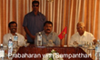 Defeated Tamil Tiger's Political Party (TNA) Backs Opposition...
