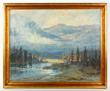 Jack Wilkinson Smith (American, 1873-1949), California landscape