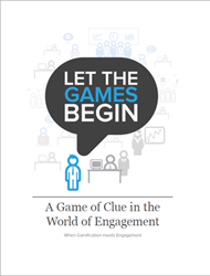 Let the Games Begin: Gamification and Employee Engagement