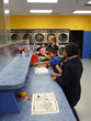 Children's Activities at Laundry Love Project
