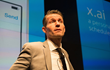 Dennis R. Mortensen presenting at DataDrivenNYC
