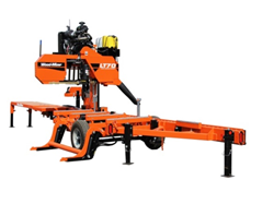 Wood-Mizer SUPER70 Portable Sawmill