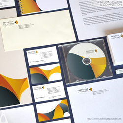 Predictive Solutions Corporate Identity by 12 points