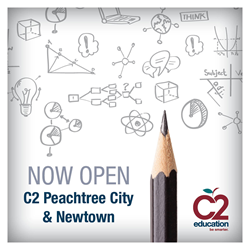 C2 Education opens new centers in Peachtree City & Newtown