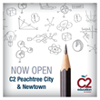 New C2 Centers Open in Peachtree City, GA & Newtown, PA