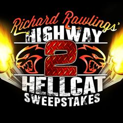 Win a 2015 Dodge Hellcat