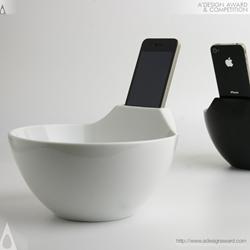Anti-Loneliness Ramen Bowl by Daisuke Nagatomo