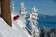 As More than a Foot of Snow Falls on Tahoe, The Landing Resort &...