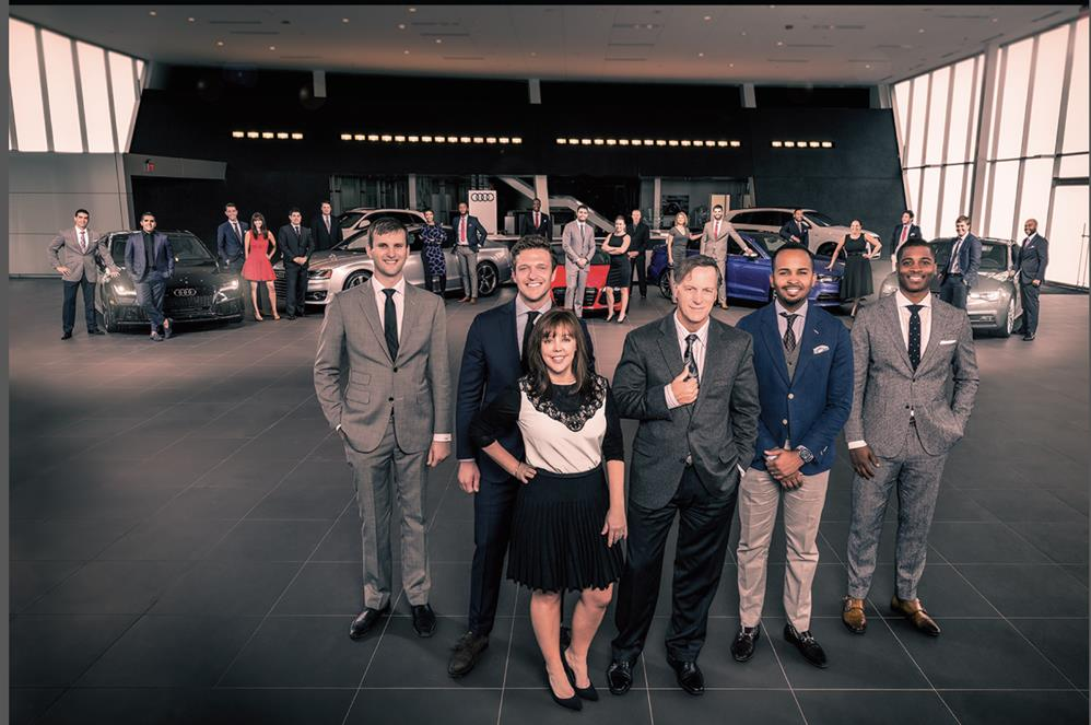 Audi Of Atlanta >> Jim Ellis Automotive Group Celebrates Grand Opening Of The New