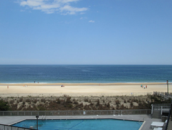 402 Harbour House at Sea Colony in Bethany Beach, Delaware, was January 2015's most viewed Delaware Beach real estate listing for sale.