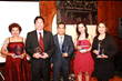 1Heart 'Shining Star' awardees