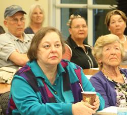 A Seniors Class at Pelican Community Park