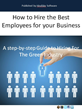 New eBook Details How to Hire the Best of the Best for a Green...