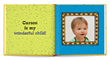 "I See Me!'s ""Who Loves You, Baby?"" is personalized with a child's name and photo on the cover of the book."