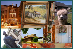 Enjoy shopping, art, and great dining in Franklin County PA.