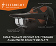 Smartphones Become See-Through Augmented Reality Displays with...