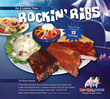Ribs Are Rockin' at Red Hot & Blue