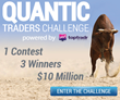 $10 Million Trading Challenge Underway