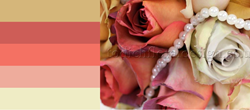 Wedding colour schemes and ideas for 2015 January wedding flowers Orange Peach wedding flowers Watermelon Pink