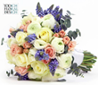 Bridal bouquet Winter Weddings Wedding colour schemes and ideas for 2015 Blue Waterermelon Pink Orange