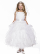 Organza multi tired Communion Dress from MyGirlDress.com