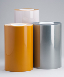 Polyonics Single and Double Coated Polyimide and PET Tapes